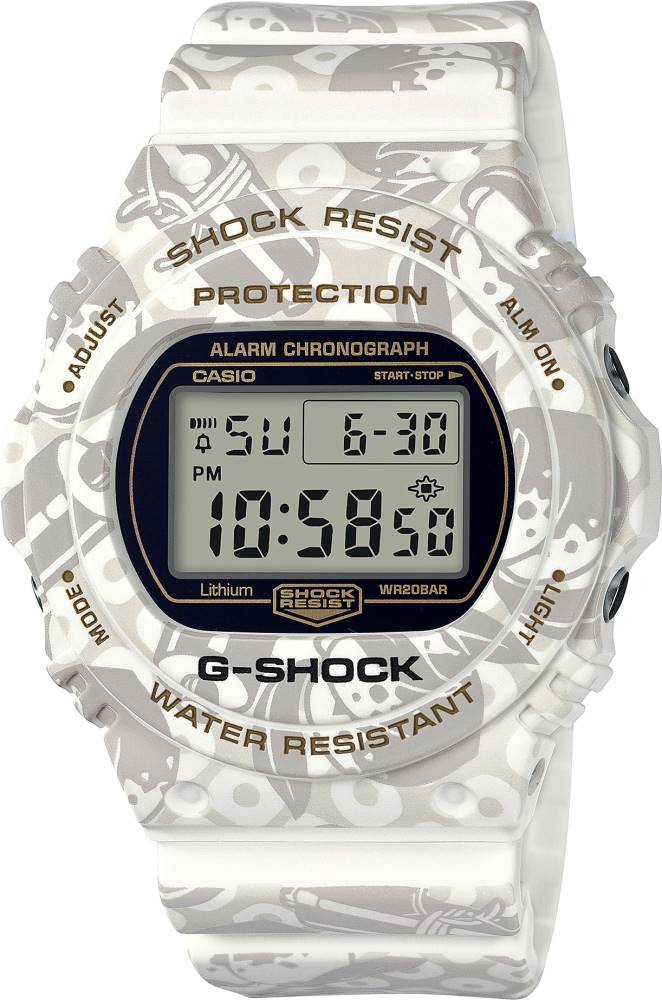 Casio G-Shock DW-5700SLG-7 Shock Resistant Limited Edition Men's Brand New Watch