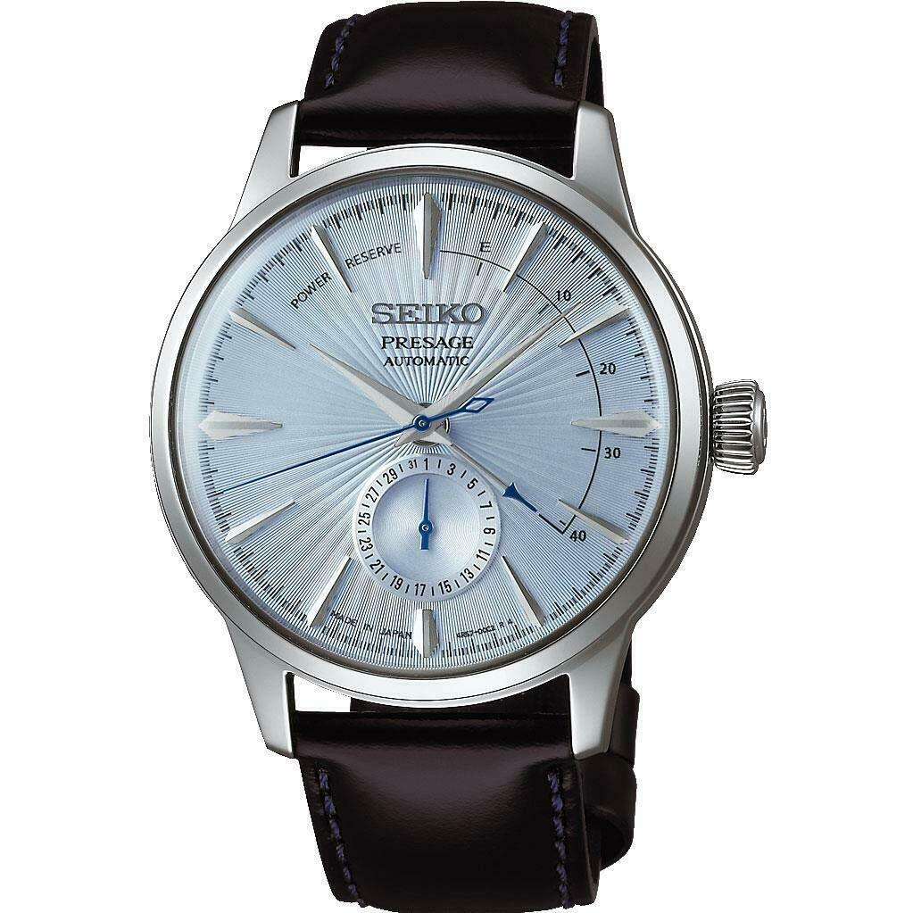 Seiko SSA343J1 Presage Cocktail Automatic MADE IN JAPAN Men's Brand New Watch