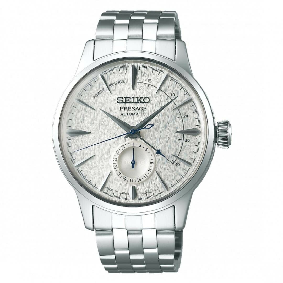 Seiko SSA385J1 Presage Automatic MADE IN JAPAN Men's Brand New Watch