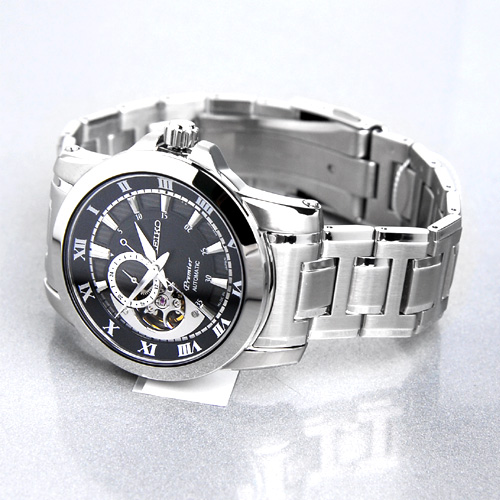 Seiko SSA215J1 Premier Automatic 24 Jewels MADE IN JAPAN Men's Brand New Watch
