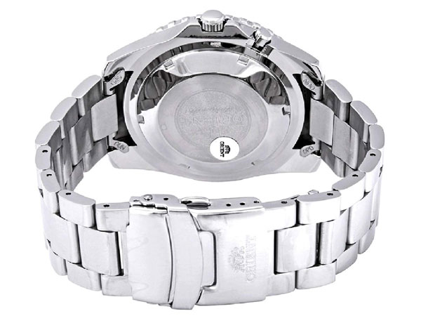 Orient FEM75003B9 Stainless Steel Japanese Automatic Diver Men's brand New Watch