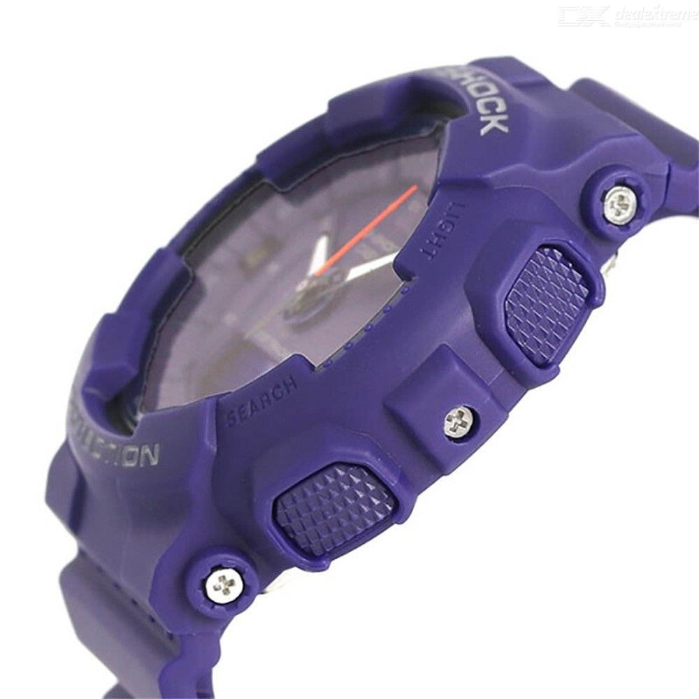 Casio G-Shock GMA-S130VC-2A Double LED Light Men's Watch Brand New