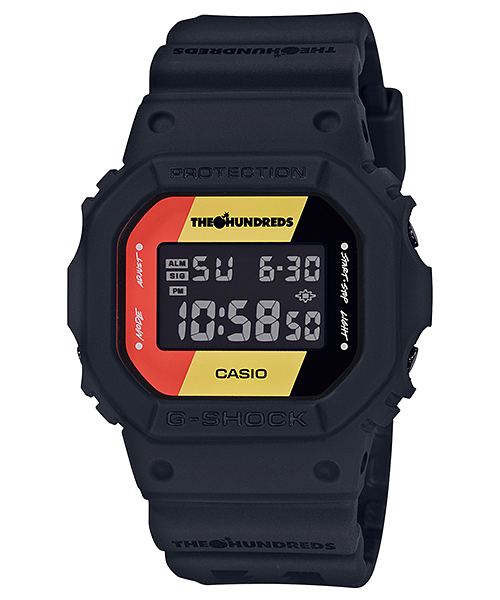 Casio G-Shock The Hundreds Dw-5600HDR-1 Men's Brand New Watch