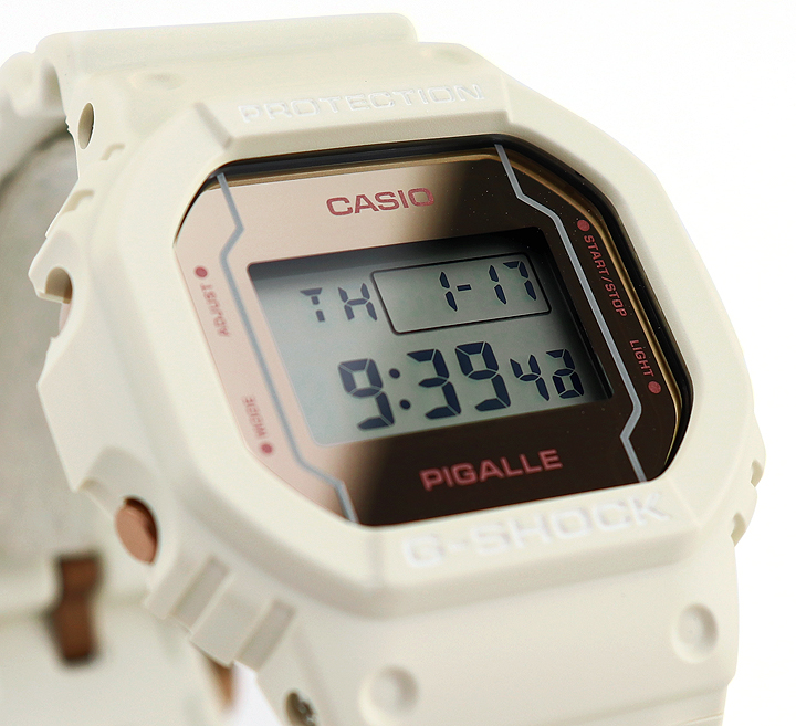 Casio G-Shock X Pigalle DW-5600PGW-7 Limited Edition Brand New Watch