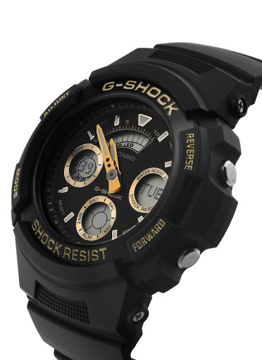 Casio G-Shock AW-591GBX-1A9 Mineral Glass Men's Watch Brand New