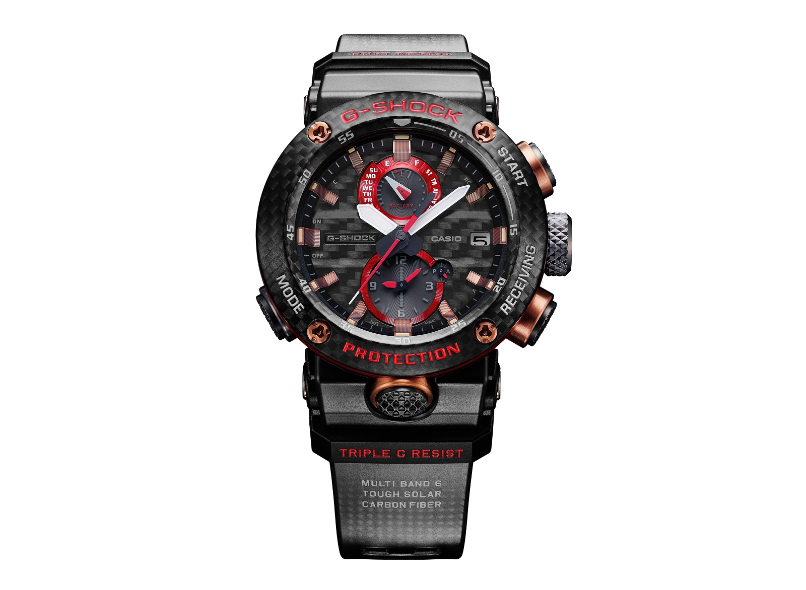 Casio G-Shock GWR-B1000X-1A Carbon Dial Limited Edition Men's Brand New Watch